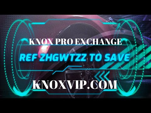 CRYPTO NEWS: MARKET/APOLLO FINTECH KNOX PRO US REGULATED EXCHANGE! SAVE USE ZHGWTZZ REFERRAL CODE~!