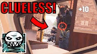 THEY NEVER EXPECTED ELA! - Rainbow Six Siege Gameplay