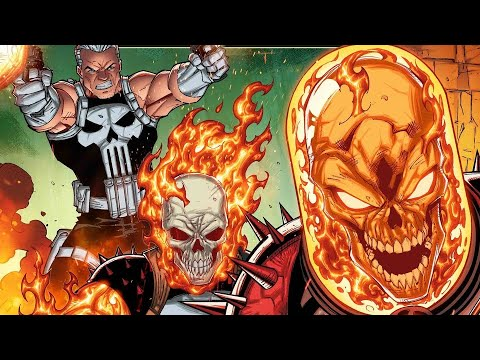 What Happened To Everyone Who Became Ghost Rider?