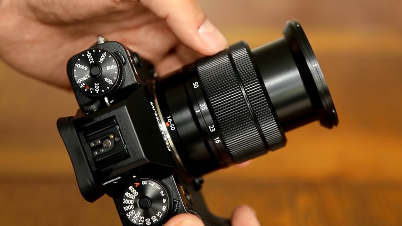 FUJINON XC16-50mmF3.5-5.6 OIS II Lens Drivers Download Free