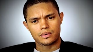 Trevor Noah's Stepfather Shot His Mother in the Face