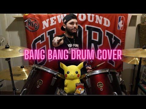 Green Day - Bang Bang - Drum Cover #120!