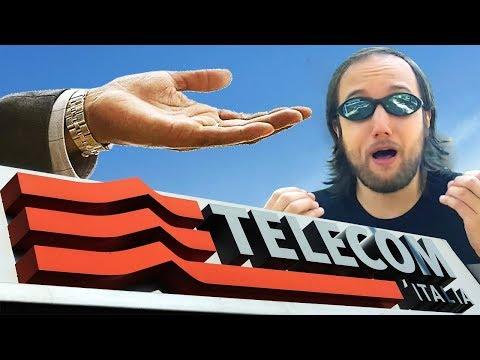 la tredicesima di Telecom 💲