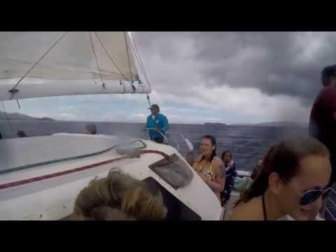 Molokini Sail And Snorkel - July 2016