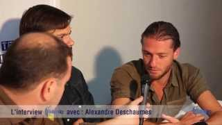 Alexandre Deschaumes & Mathieu Le Lay (La Quête d'inspiration), par ABM-TV