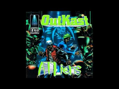 OutKast | ATLiens - 02 - Two Dope Boys (In A Cadillac) [Instrumental]