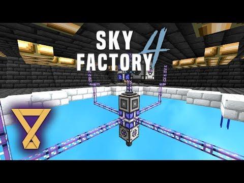 Mein Neues ME-System - SkyFactory 4 #37 [Let's Play] [Deutsch] [German]