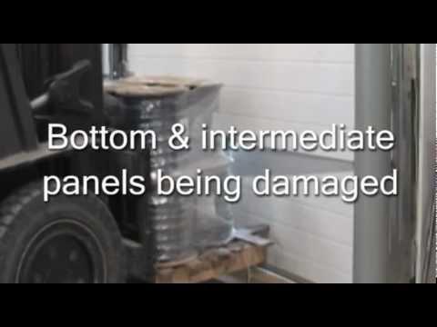 Impactable Replacement Bottom Panel For Garage Door