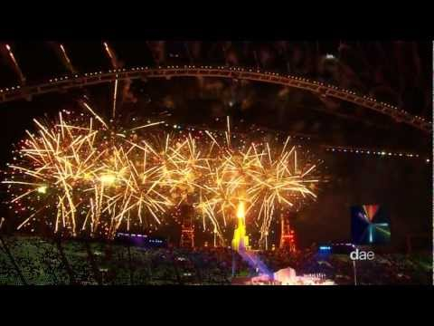 12th Arab Games Opening Ceremony Highlights