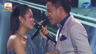 Cambodian Idol Season 3 Live Show Final | ឆន សុវណ្ណរាជ ft ចែម ស្រីលក្ខ - គ្មានការឈឺចាប់គ្មាន