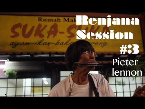 Pieter Lennon | All my loving | Renjana Session #3