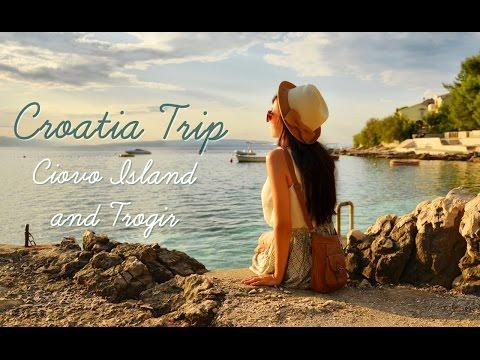 Croatia Trip: Ciovo Island & Trogir