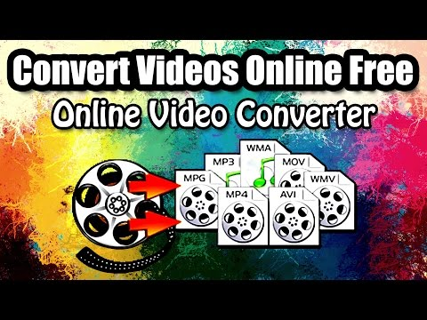 How To Convert Video Online | Online Video Converter