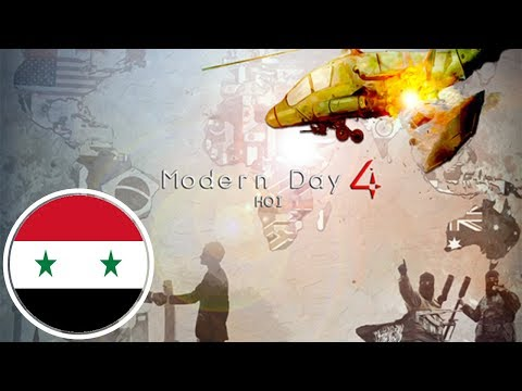 Hearts of Iron IV Modern Day 4 Mod (Syria) [1 - Arab Phoenix]