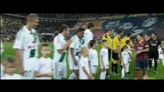 Piotr Grzelczak Destroying FC Barcelona | 30.07.2013 | HD | New