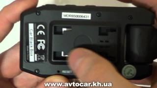Краткий видеообзор видеорегистратора Mystery MDR-650