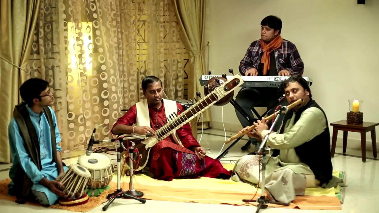 indian classical fusion instrumental music free download