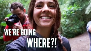 Vlog 6: What really happens on adventure photo shoots!