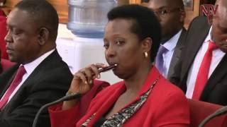 Ensimbi z'enguudo mu Kampala: Palamenti ekunyizza abakulu mu UNRA thumbnail