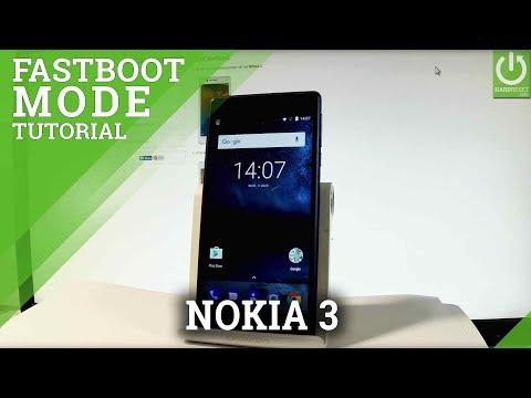 Fastboot Mode NOKIA 2 - HardReset info