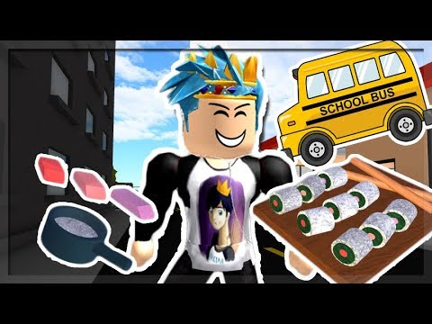 NEW RoCitizens Update! School Bus, Foods and MORE in ROBLOX!