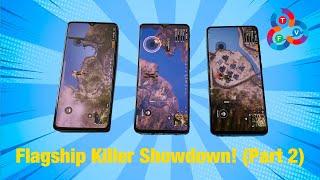 Realme X2 Pro vs OnePlus 7T vs Mi 9T Pro - Flagship Killer Showdown! (Part 2)