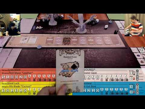 Hero Settlement #2.1 Part 50 - Phoenix Level 2 - Kingdom Death Monster