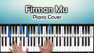 THY WORD - Firman Mu Pelita bagi kakiku | Piano Instrument | Rohani Piano Keyboard