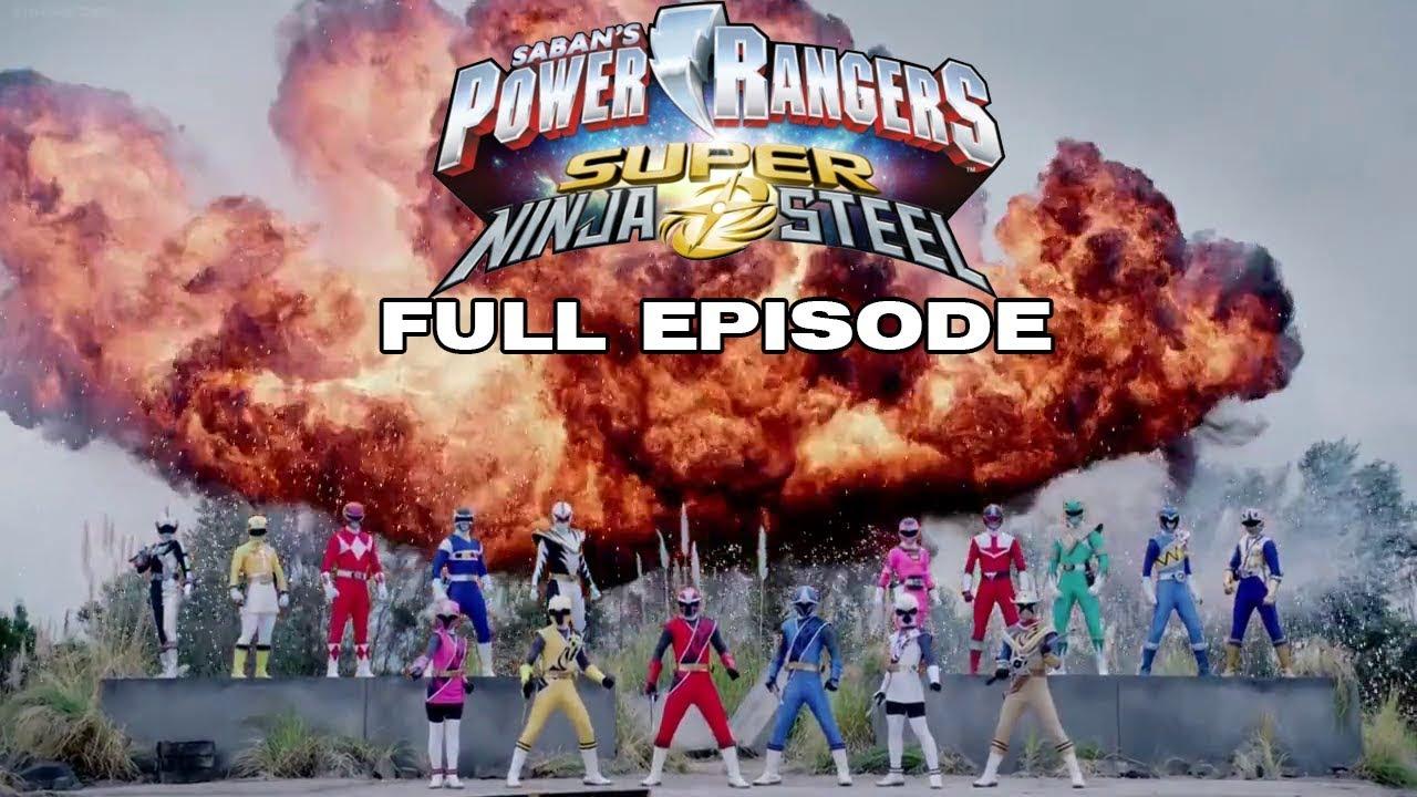"""Download [FULL EPISODE]Power Rangers Super Ninja Steel Episode 10 """"Dimensions in Danger"""""""