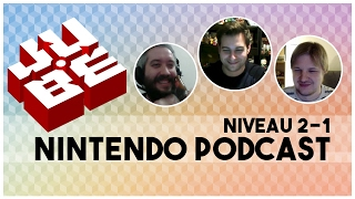 JUBE Nintendo Podcast 2-1
