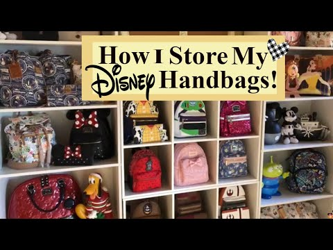 How I Store My Handbags!  Storage Solutions! Easy and Inexpensive! Tips!