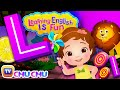 ChuChu TV Learning English Is Fun™ | Alphabet L Song | Phonics & Words For Preschool Children