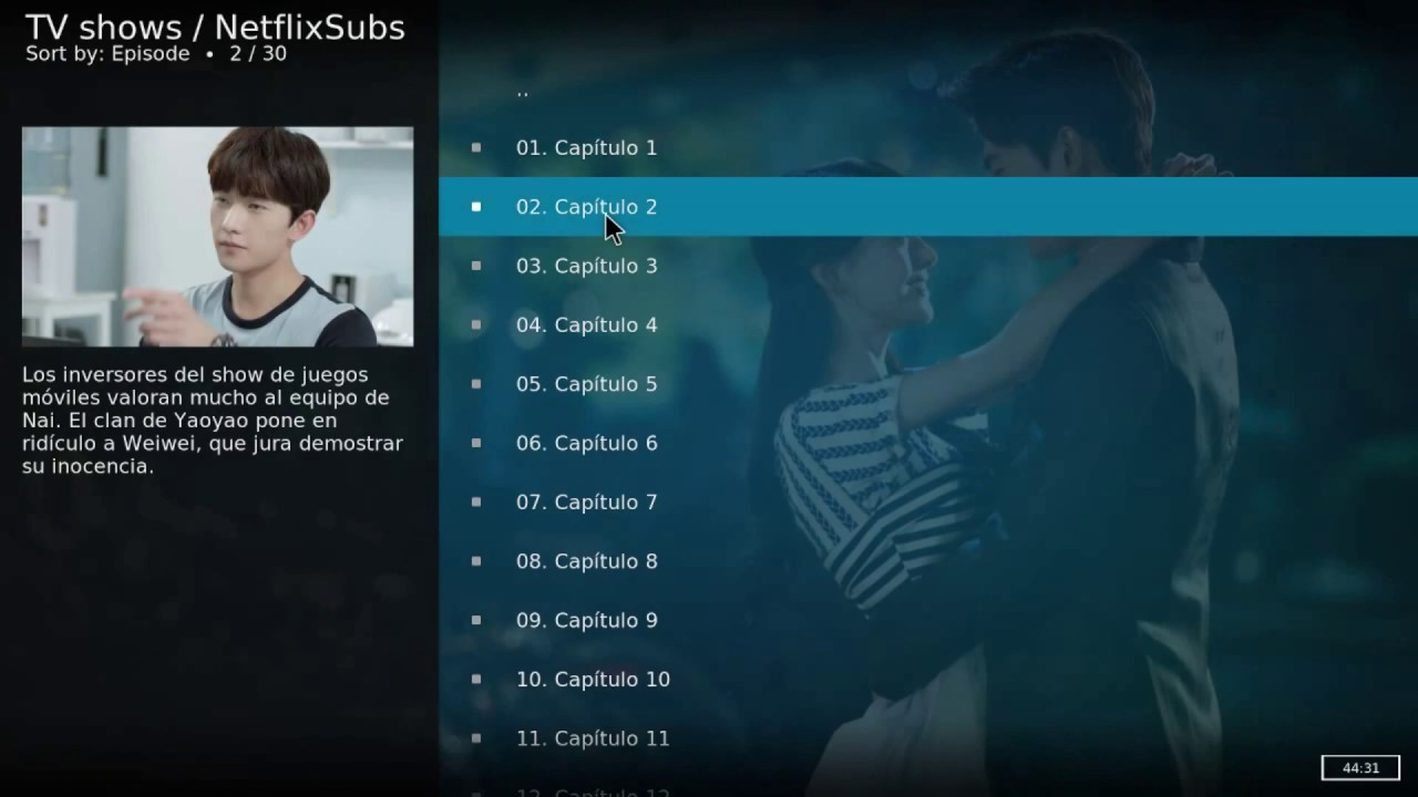 Spanish mission week 10 - How to download Netflix subtitles in any language  including asian scripts