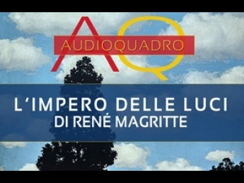 L Impero Delle Luci Magritte.Rene Magritte L Impero Delle Luci