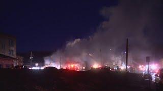 Shenandoah Fire