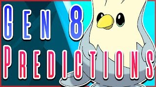 The Big Pokémon Gen 8 Prediction Video!
