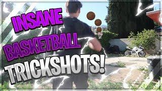 INSANE BASKETBALL TRICKSHOTS!
