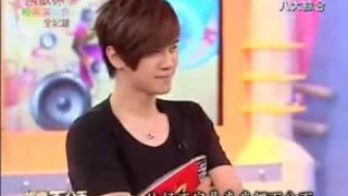小豬氣蔡依林害她差一點不錄影! Show Luo gets Jolin mad (very funny)
