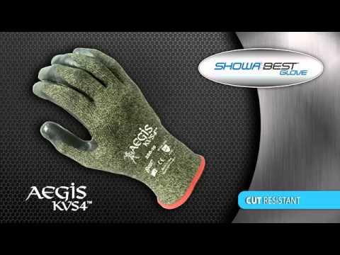 Обзор японских рабочих перчаток для производства