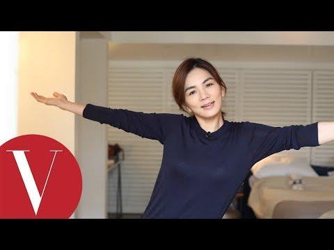 突擊Ella陳嘉樺在LA Palm Springs的閨房 201903 封面人物  Vogue Taiwan