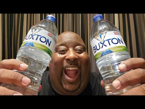 3 Liter Buxton Double Barrel Water Chug in Under a Minute.