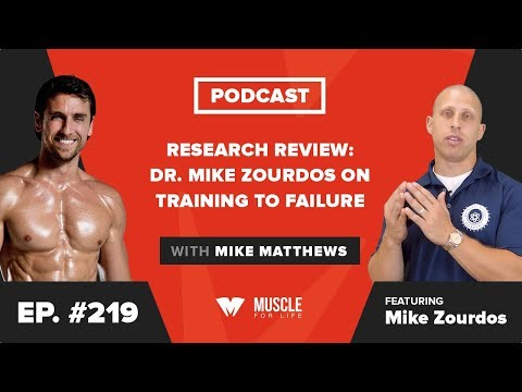Research Review: Dr. Mike Zourdos on Training to Failure