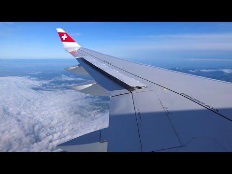 Swiss CS100/A220-100 - Beautiful Morning Landing at Zurich Airport