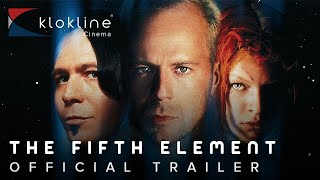 1997 The Fifth Element  Official Trailer 1  Gaumont See