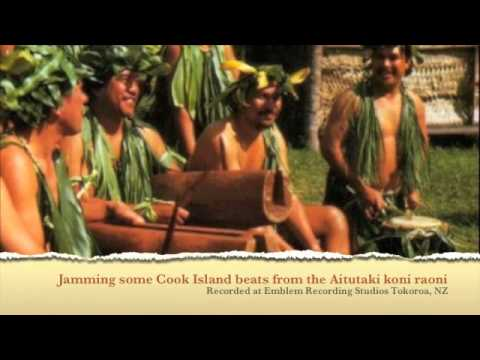 Cook Islands Drumming (AUDIO ONLY) Track 1