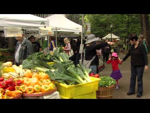 Sustainable Today 1311 Pt4 Portland Farmers Market