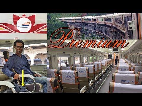 Trip by Train - Kereta Ekonomi Premium Terbaru 2017 - Argo Parahyangan Tambahan