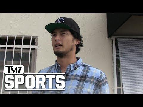 Yu Darvish's Emotional World Series Apology, 'I Couldn't Do It, I'm Sorry' | TMZ Sports