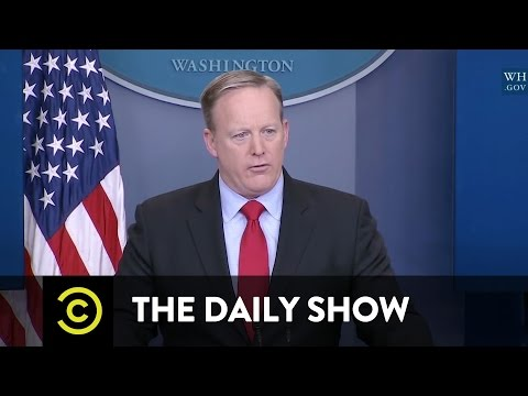 Download Youtube: 100 Days of Sean Spicer Counting to 100: The Daily Show