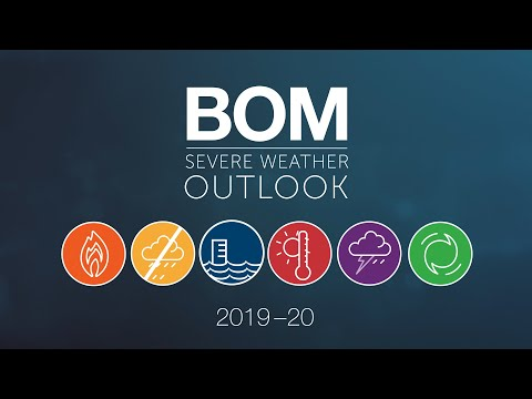 Severe Weather Outlook 2019—20